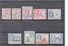 Southern Rhodesia Stamps. Pre Decimal.