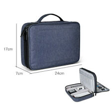 Tote Storage Bag Electronic Accessories Organiser Travel Small Pouch HO3