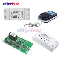 DIY Sonoff Smart WiFi Wireless Home Switch Module fr RF 433Mhz Apple Android/IOS