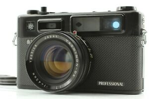 【Excellent】 Yashica Electro 35 Professional Rangefinder Film Camera from Japan