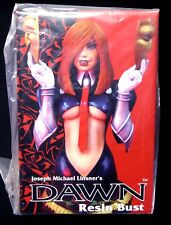 Dawn Bust Statue Joseph Michael Linsner New from 2002 Factory Sealed Cry For  .