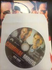 Criminal Minds - Season 2, Disc 4 REPLACEMENT DISC (not full season)