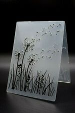 Embossing Folder, Dandelions in the Wind, Craft **UK Seller, Fast Dispatch**