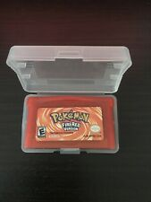 Pokemon FireRed - Comes in Protective Case! (Nintendo Game Boy Advance, 2002)