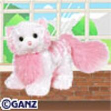 Webkinz Tickled Pink Cat HM428 NEW with attached UNUSED code FREE Shipping!!!