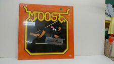 MOOSE SMITH-CALL OF THE MOOSE-RECORD ALBUM-MILK & HONEY MH1021 SEALED