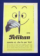 A684-Advertising Pubblicità-1960-PELIKAN - PENNE