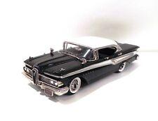 WMCE 1959 EDSEL 4D HT BLACK/WHITE WMCE 40