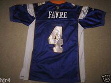 Brett Favre #4 Minnesota Vikings NFL Jersey Youth M 10-12 medium