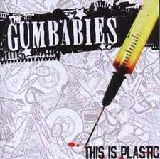 Gumbabies, the This is plastic CD