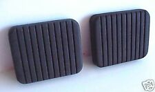 Chevy CAR 1953 1954 Chevrolet brake clutch pedal 2 pads
