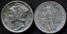 USA Mercury Dime AG 1941