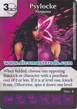 Psylocke Ninjutsu #82 - Uncanny X-Men - Marvel Dice Masters