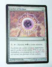 CACHET D'ORZHOV - ARTEFACT - VF CARTE MTG MAGIC