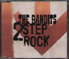 BANDITS 2 Step Rock  CD 3 Tracks Inc Burning In Air+The Last Stand