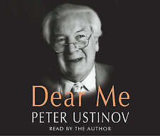 Dear Me by Ustinov, Peter CD-Audio Book The Cheap Fast Free Post