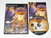 Spyro Hero's Tail Playstation 2 Game PS2 2004 Complete