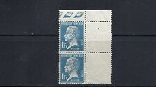 FRANCE 1923-36 LOUIS PASTEUR (Scott 194 pair) F/VF MNH *read desc*