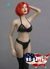 "1/6 Sexy Lady Head Sculpt GC017A 12"" Figure Doll Phicen Hot Toys ❶USA IN STOCK❶"