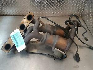 BMW 3 SERIES CATALYTIC CONVERTER MANIFOLD-CAT TYPE, 2.0, N46N, PETROL, E90, 09/0