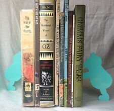 Michael Graves Winnie The Pooh Bookends Mickey Mouse Coll. Children Metal Blue