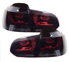 LED RÜCKLEUCHTEN VW GOLF 6 5K1 08-12 ROT/RAUCH ORIGINAL-GTI/R-LOOK RÜCKLICHTER