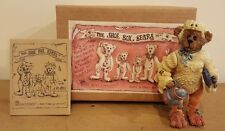 Boyd's Shoe Box Bears Chicklet Grizberg A Sprinkle in Time 3220