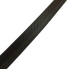 2x Wheel Thread Carbon Look Fender Flare 120cm bar for VW Rims Tuning Flaps
