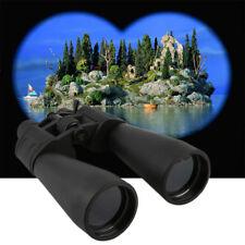 20-180x100 Day Night Vision Super Zoom Binoculars Travel Telescope + Leather Bag