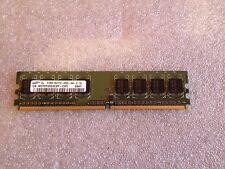 MEMORIA DDR2 Samsung 512 mb 533 MHZ PC2-4200U M378T6553CZP-CD5 240 PIN