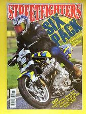Streetfighters - Extreme Custom Motor Bike Magazine - No.209 July 2011