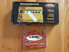 Box only! Line6 Line 6 DM4 Distortion Modeler Original Box only! FREE SHIPPING!!