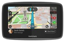 "TomTom GO 620 6"" Lifetime WORLD MAPS GPS Sat Nav w/ WiFi, Traffic, Handsfree NEW"