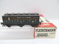 MES-43524 Fleischmann 5092 H0 Abteilwagen DRG 1541 3.Kl. sehr guter Zustand,