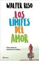 Los límites del amor / The limits of love, Paperback by Riso, Walter, Like Ne...