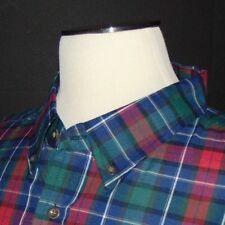 NWT, NOB HILL Button Front Shirt ~ 4XL ~ Big & Tall ~ Long Sleeves