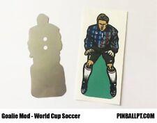 Pinball World Cup Soccer WCS Goalie MOD