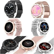 Smart Watch ECG Heart Rate Monitoring Blood Pressure Waterproof Fitness Tracker