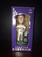 Clayton Kershaw  2015 Los Angeles Dodgers Bobblehead SGA New IN Box