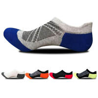 New 5pair Mens Summer Thin Type Ankle Socks Sports Cotton Mesh Breathable Sock