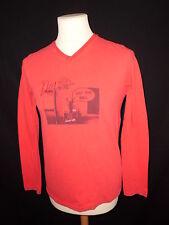 T-shirt Ikks Rouge Taille M à - 54%