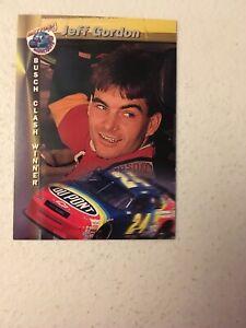 Jeff Gordon #24 Busch Clash Winner Daytonna 1994 Power Racing Pro Set #DB5