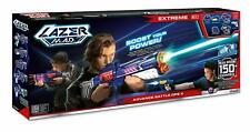 Silverlit 86872 Lazer M.A.D. Advance Battle Ops Blasters X Extreme Version NEU
