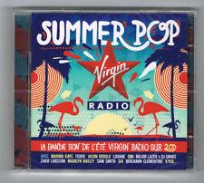 ♫ - SUMMER POP - VIRGIN RADIO - 2 CD SET - 42 TITRES - 2015 - NEUF NEW NEU - ♫