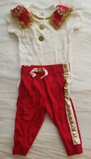 Prince Charming Handmade Royal Baby Costume Outfit 12 months