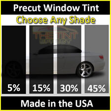 Fits Pontiac - Front Windows Precut Window Tint Film Kit Automotive Film Pre cut