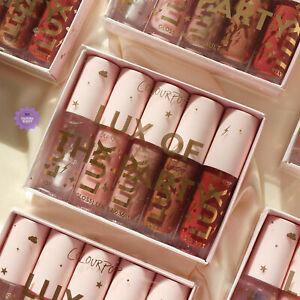 ColourPop Lux of The Party Lux Lip Set *100% GENUINE* Brand New Lipstick Lip Oil