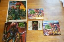 2015 TOPPS KS MARS ATTACKS OCCUPATION Lot Base Concept Foil complete Binder Set