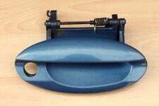FRONT RIGHT / DRIVERS DOOR HANDLE (ADRIATIC BLUE) Jaguar X-Type 2001-2010