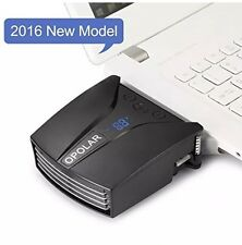 Opolar LC06 Laptop Fan with Temperature Display and Cooling Pads New